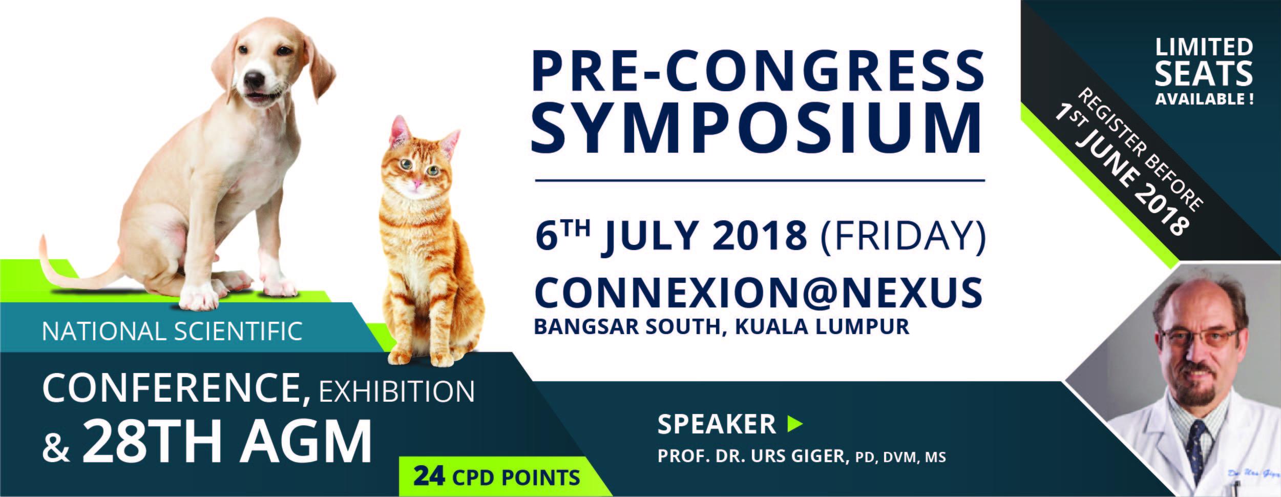 PRE-CONGRESS SYMPOSIUM 2018