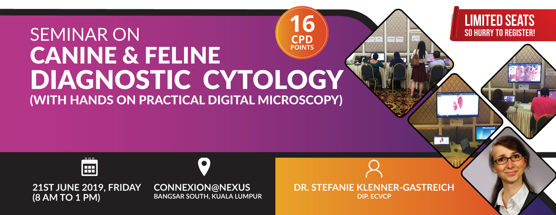 Seminar on Canine and Feline Diagnostic Cytology