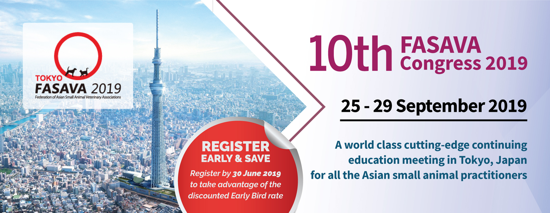 10th FASAVA Congress 2019